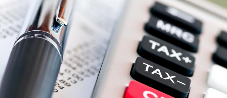 VAT Tax Input - Output